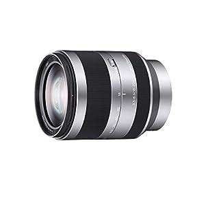 Sony SEL-18200 Zoom-Objektiv (18-200 mm, F3.5-6.3, OSS, APS-C, geeignet für A6000, A5100, A5000 und Nex Serien, E-Mount) silber (B003OUX6NG) | Amazon price tracker / tracking, Amazon price history charts, Amazon price watches, Amazon price drop alerts