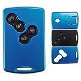 Cache-clefs de Voiture Coque Rigide Couvercle de la télécommande pour la Nouvelle Carte pour Renault Clio Captur Relié Grand Scenic Zoe