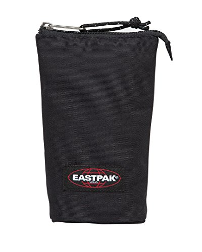 Eastpak Federtasche 18 × 8 × 6 cm., Unisex, One Size, Schwarz