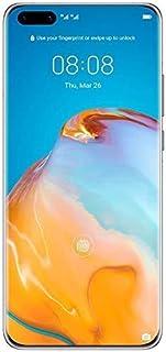 HUAWEI P40 Pro Smartphone 5G, 256 GB, 8 GB RAM, Dual SIM (Black) + Wireless Car Charger + VIP Service [Free Gifts]
