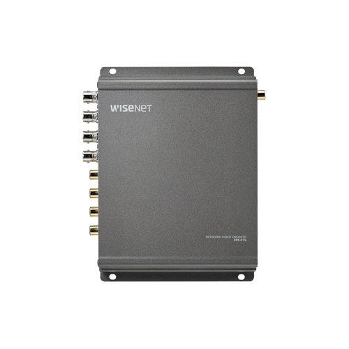Samsung Wisenet SPE-410 4 Channel Network Video Encoder Surveillance CCTV