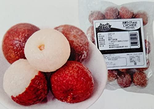 ライチ 皮付き 500g×20P トロピカルマリア 冷凍 業務用 ベトナム産