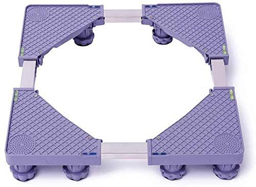DBAF Universal Pulsator Trommelwaschmaschine Basishalterung Pad Hohe Gehäusehalterung Höhenverstellbare Gerätebasis