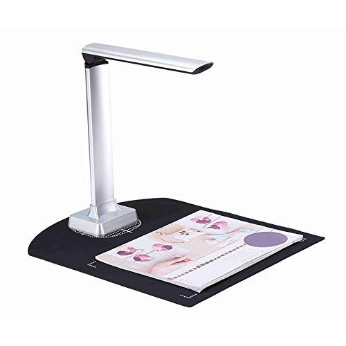 MYXE Dokumentenkamera Scanner for Lehrer Klassenzimmer und Konferenz weiche Unterseite High Definition Tragbare Max A4-Größe