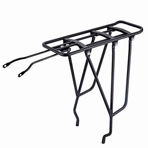 Fantastic Deal! Wecnday-Sport Bike Rack Bicycle Carrier Rack Bicycle Pannier Rack Bicycle Rear Rack ...