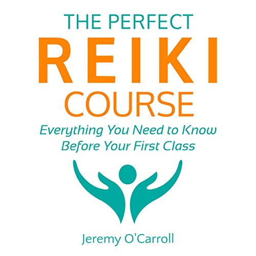 The Perfect Reiki Course cover art