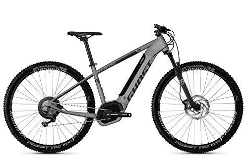 Ghost Hybrid Teru PT B5.9 AL U Bosch 2019 - Bicicleta eléctrica (46 cm), color gris y negro