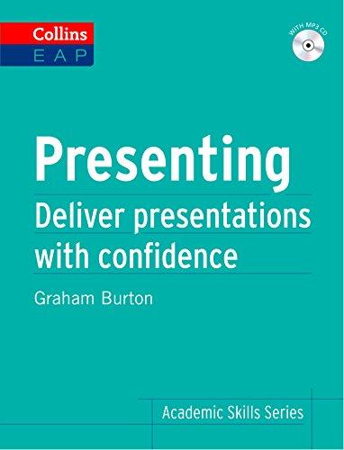 Academic Skills: Presenting: B2+ (Academic Skills) (English Edition)