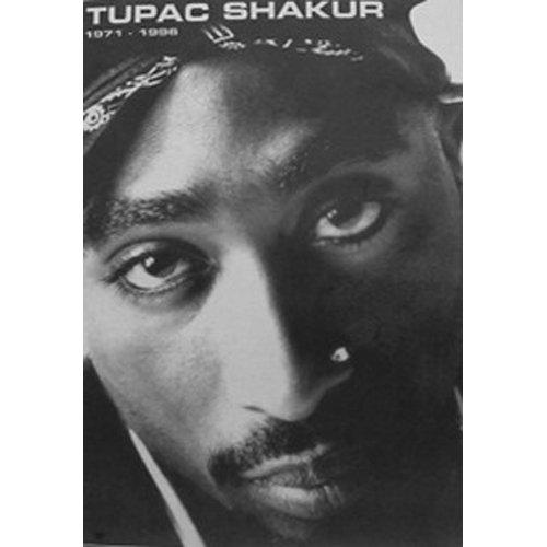 Tupac - Poster Bandana