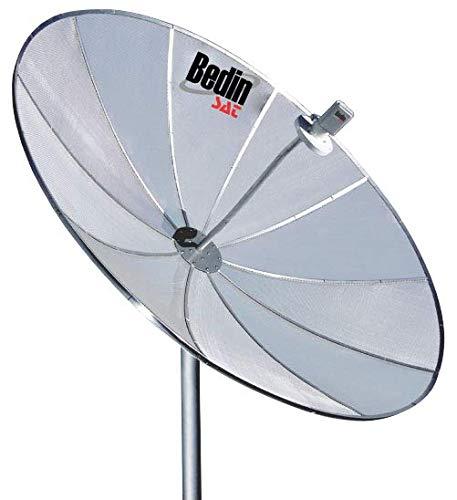 Antena, Bedin Sat, Antena Parabólica 1, 50 0020101023, Cinza Epóxi