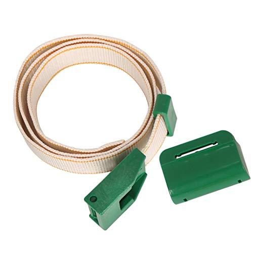 perfk Rinder Hlasband Nummer Ring Rutschsicher Verstellbares Halsband mit Nummer - Kuh Kragen