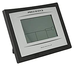 LCD display Alarm and snooze function Temperature display 12 / 24 hour clock 2 year guarantee