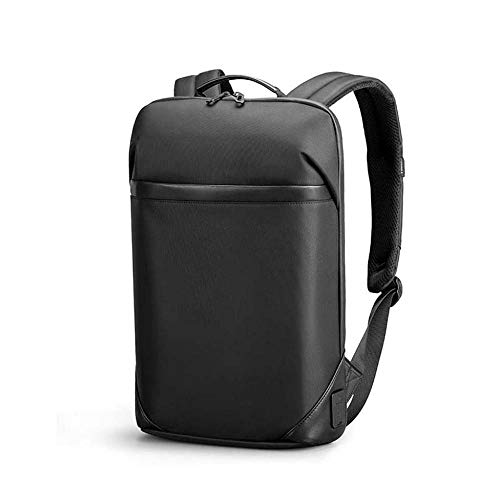 Large Laptop Backpack Rucksack 15.6 Inch Waterproof Anti-Theft Travel Business Work Bag College Computer Luggage Daypacks Packs For Womens Mens Students-Black