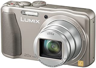 パナソニック デジタルカメラ ルミックス TZ35 光学20倍 シルバー DMC-TZ35-S