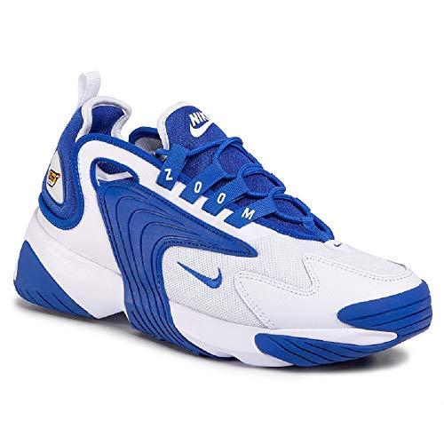 Nike Mercurial Victory V Cr7 Ag-r - Scarpe da calcio da uomo, Blu (Blanco Gioco Reale), 47.5 EU