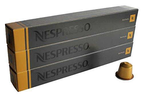 30 Volluto Nespresso Kapseln Espresso Lungo