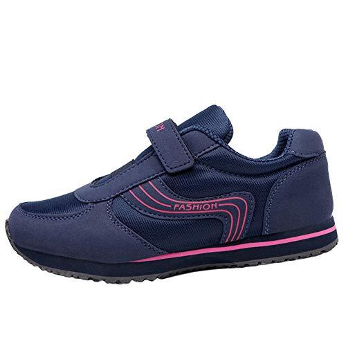 Willsky Chaussures De Marche Plates Femmes Âgées Casual...