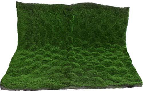 Floratexx künstliche große Moosmatte (Polstermoos)