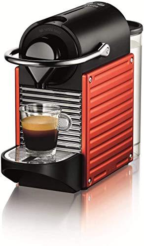 Nespresso Krups Pixie XN3006 - Cafetera monodosis de cápsulas Nespresso,...