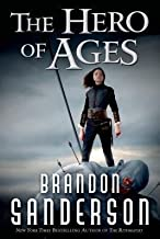 { [ THE HERO OF AGES (MISTBORN TRILOGY #03) ] } Sanderson, Brandon ( AUTHOR ) Oct-07-2014 Paperback