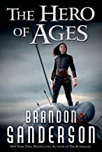 { [ THE HERO OF AGES (MISTBORN TRILOGY #03) ] } Sanderson, Brandon ( AUTHOR ) Oct-07-2014 Paperback