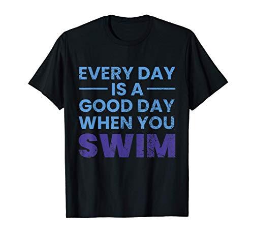 Nuoto Nuotatore Club Torneo Maglietta