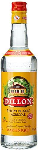 puissant Martinique Aglycol 70cl Rhum Blanc Dillon