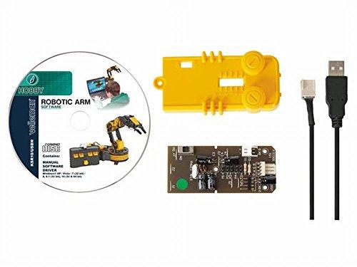 USB-Schnittstelle für Roboterarm KSR10