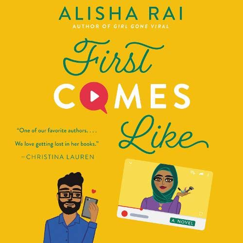 First Comes Like  By  cover art