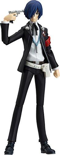Max Factory Persona 3 Makoto Yuki (Movie Version) Figma Action Figure