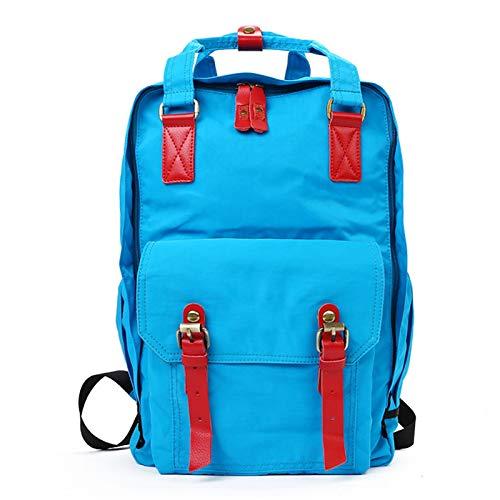 NgMik Estudiante de Bolsa de Escuela Mochila Ligera Impermeable de la Escuela 18'Bolsa de Viaje universitaria para Mujeres para Mujer Laptop de 14 Pulgadas para Estudiante Bookpacks para Adolescentes