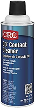 Crc QD Plastic Safe Liquid Contact Cleaner, 11 oz
