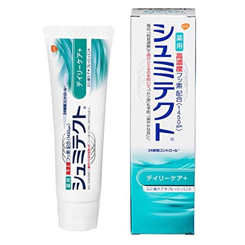 アース製薬 シュミテクト 薬用 デイリーケア+ 90g [9416]