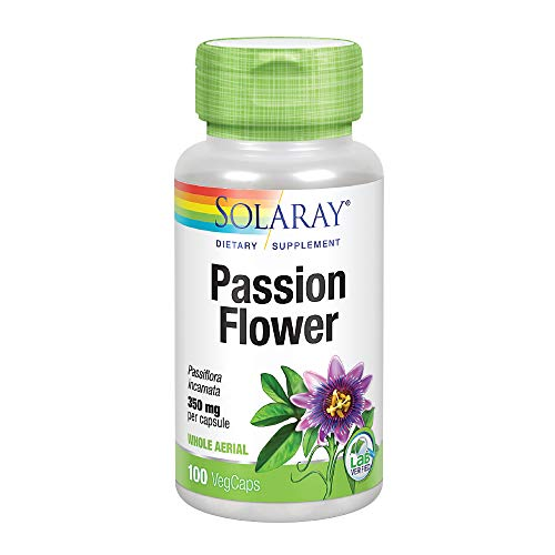 Passion Flower 330mg - 100 - Capsule