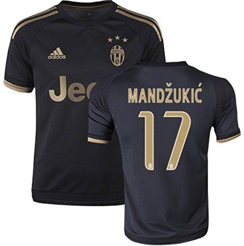 adidas Trikot Juventus Turin 2015-2016 Champions League (Mandzukic 17, 164)