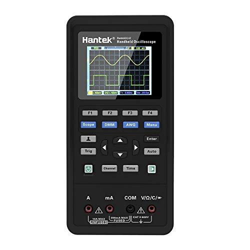 Hantek 2C42 Digital Oscilloscope Multimeter USB Portable 2 Channels 40MHz 250MSa/sMultifunction...