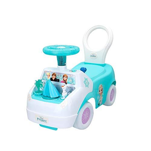 Disney Correpasillos camioneta interactiva, Frozen (Colorbaby 46351)