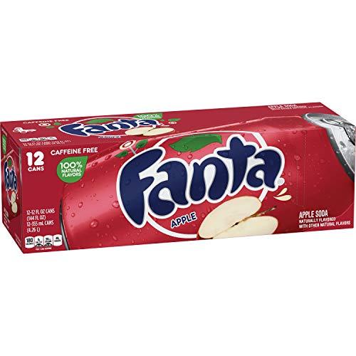 Fanta Apple 12 x 355 ml inkl. 3,00 Euro DPG-PFAND