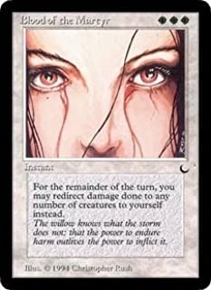 Best mtg blood of the martyr Reviews