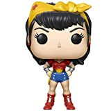 Funko Pop Heroes : Bombshell Wonder Woman Figure Gift Vinyl 3.75inch for Heros Movie Fans SuperColle...