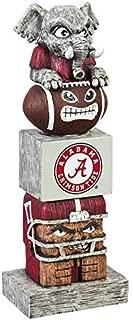 Team Sports America NFL Tiki Totems (12 inches, University of Alabama)