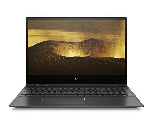 "HP ENVY x360 15-ds0014nf PC Portable Convertible et Tactile 15,6"" FHD IPS Noir (AMD Ryzen 5, RAM 16 Go, SSD 512 Go, AZERTY, Windows 10)"