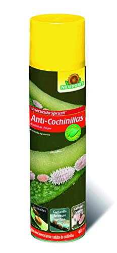 Neudorff Anti-cochinillas Insecticida Natural 400 ml