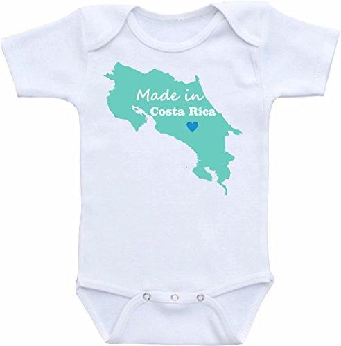 Promini - Body para bebé de una sola pieza hecho en Costa Rica