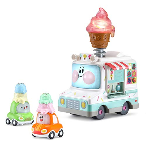 VTech Go! Go! Cory Carson - Two Scoops Eileen Ice Cream Truck