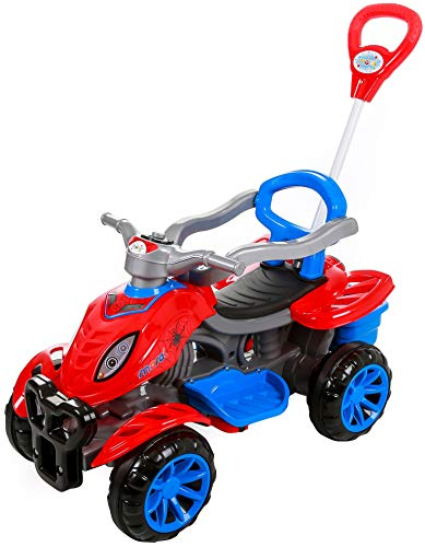 Spider Quadriciclo Com Haste - Maral 3113