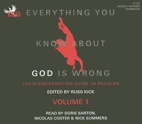 Everything You Know About God Is Wrong, Volume 1 Titelbild