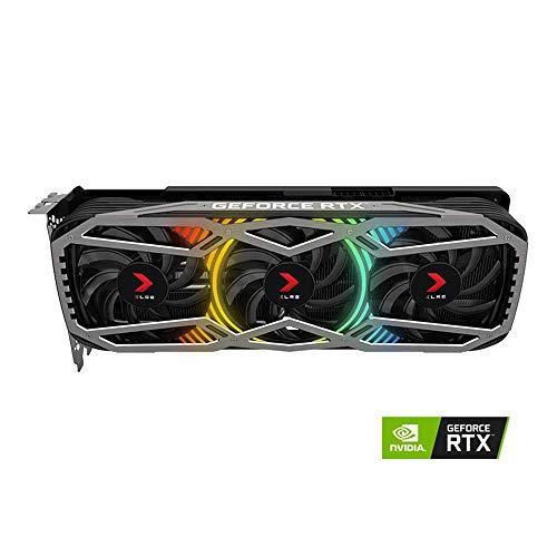 PNY Scheda Grafica GeForce RTX™ 3070 8GB XLR8 Gaming REVEL EPIC-X RGB™ Triple Fan