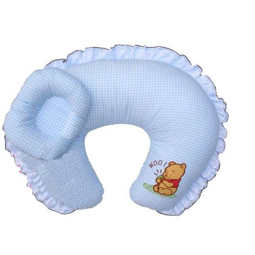 Anime World Lovely Nursing Pillow with Removable and washable cover, Size of 64cm*46cm(25.20