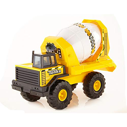 Tonka-93905Steel Classic Zement Mixer Spielzeug